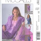 M4787 McCalls NON-STOP WARDROBE Jacket  2 Lengths,Top,Skirt & Pants Misses/Miss Petite Size 16-22