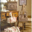 V7919 Vogue Pattern Accessorie Handbags and Totes