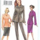 V7769 Vogue Pattern Petite Jacket, Pants, Skirt Misses Size 12, 14,16