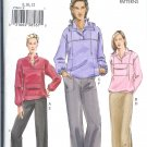 V7946 Vogue Pattern Top, Skirt, Pants Misses Size 14, 16, 18