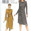V7960 Vogue Pattern VERY EASY Dress Misses Size 8-14