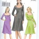 V7996 Vogue Pattern Dresses Misses/Miss Petite Size A 6-8-10