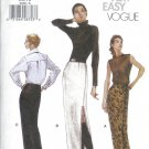 V9959 Vogue Pattern VERY EASY Skirt Misses/Miss Petite Size 6,8,10