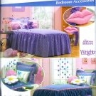 S4195 Simplicity Pattern SIMPLY TEEN Bedroom Accessories