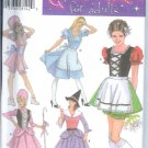 S4501 Simplicity Pattern Costumes for Adults Misses Size RR 14,16,18,20