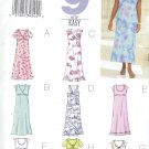 B3377 Butterick Pattern 9 EASY SEW Dress Misses/Miss Petite Size 8, 10, 12
