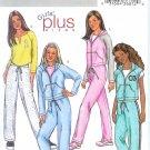 B3922 Butterick  Pattern Jacket, Vest, Top, Pants PLUS Girls Size 7-14