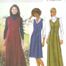 B3966 Butterick Pattern EASY Jumper Misses Size 20, 22, 24