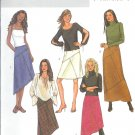 B3972 Butterick Pattern EASY Skirt Misses Size 12, 14, 16
