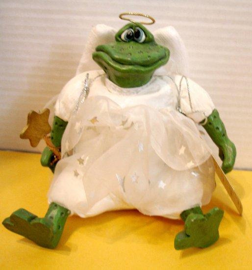 """RUSS BERRIES & CO """" Dreamweaver """" Frog ** FREE SHIPPING **"""