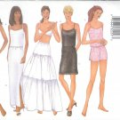 B6777 Butterick FAST&EASY Camisole,Slip,Half-Slip, Shorts,Petticoat Misses/Miss Petite Size 6,8,10