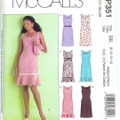 MP351 McCalls Pattern LAURA ASHLEY Dress Misses Size FF 16-18-20-22