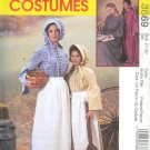 M3669 McCalls Pattern Prairie Costumes Girls/Misses Size 7 - 16