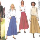 B3262 Butterick Pattern FAST & EASY Skirt Misses/Miss Petite Size 20, 22,24