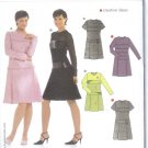 Burda 8148 Pattern Dress Size 6, 8, 10, 12, 14, 16,18, 20