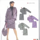 Burda 8162 Pattern Suit Size 12, 14, 16, 18, 20, 22, 24