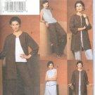 V7712 Vogue Pattern 5 EASY PIECES Jacket, Top, Skirt, and Pants Misses/Misses Petite 8-12