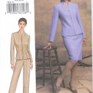 V7682 Vogue Pattern VOGUE WOMAN Jacket, Skirt, and Pants Misses/Misses Petite Size 8, 10, 12