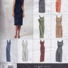 V2446 Vogue EASY OPTIONS Pattern Dress Miss Petite 6, 8, 10