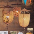 V2056 Vogue Pattern Designed by SUSANNA STRATTON-NORRIS Hanging Lamps & Lampshades