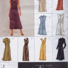 V2412 Vogue EASY OPTIONS Pattern Dress Miss Petite Size 8, 10, 12