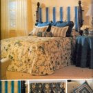 B3325 Butterick Pattern BEDROOM ACCESSORIES