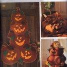 B3984 Butterick Pattern Outdoor Halloween Decorations