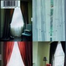 S4612 Simplicity Pattern FABULOUS Drapes, Sheers Design by Laurence Llewelyn-Bowen