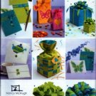 S4800 Simplicity Pattern GIFT PACKAGING & STATIONERY by NANCY McHUGH
