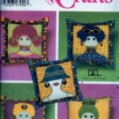 S4970 Simplicity Pattern APPLIQUED PILLOWS