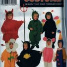 S9743 Simplicity Pattern Design Your Own Toddlers Costume Size 1/2 - 4