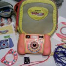 Vtech Kidizoom Digital Camera w/Case,2G Card, & More **FREE SHIPPING