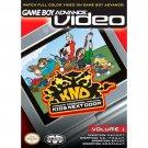 GBA Video: Kids Next Door - Volume 1 (Complete in box)