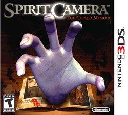 Spirit Camera: The Cursed Memoir (Nintendo 3DS, 2012 -- COMPLETE)