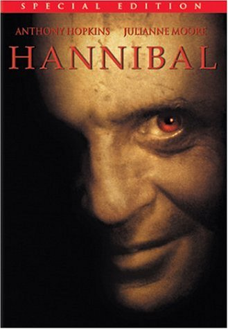 Hannibal (DVD, 2001, Special Two Disc Edition)