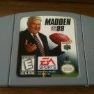 Madden NFL '99 (Nintendo 64, 1998)