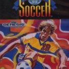 World Trophy Soccer (Sega Genesis, 1992)