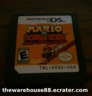 Mario vs. Donkey Kong - Mini Land Mayhem (Nintendo DS, 2010)