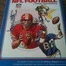 NFL Football (Mattel Intellivision, 1979)