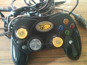 Mad Catz Xbox Controller (Model #4516, 2004)
