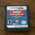 MySims Kingdom (Nintendo DS, 2008)