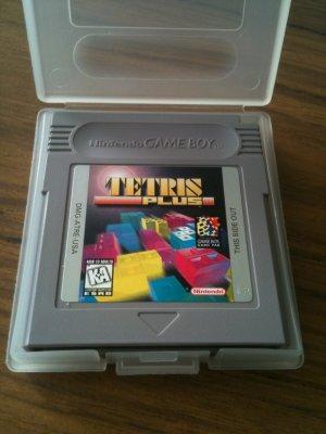 Tetris Plus (Nintendo Game Boy, 1996)