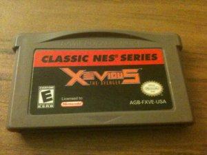 Xevious - The Avenger (Nintendo Game Boy Advance, 2004)