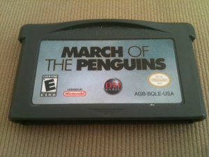 The March of the Penguins (Nintendo Game Boy Advance, 2006)