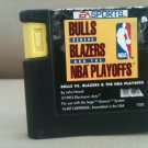 Bulls versus Blazers and the NBA Playoffs (Sega Genesis, 1993)