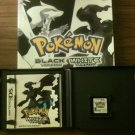Pokemon - White Version + Strategy Guide Bundle (Nintendo DS, 2011)