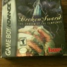 FACTORY SEALED: Broken Sword - The Shadow of the Templars (Nintendo Game Boy Advance, 2002)