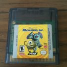 Monsters, INC (Nintendo Game Boy Color, 2001)