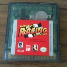 Mickey's Racing Adventure (Nintendo Game Boy Color, 1999)