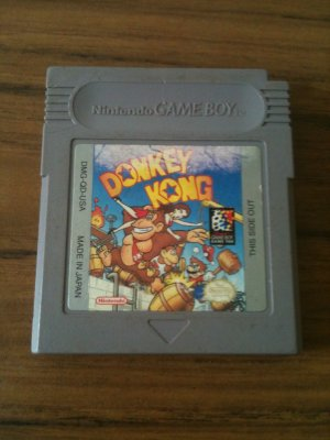 Donkey Kong (Nintendo Game Boy, 1994)